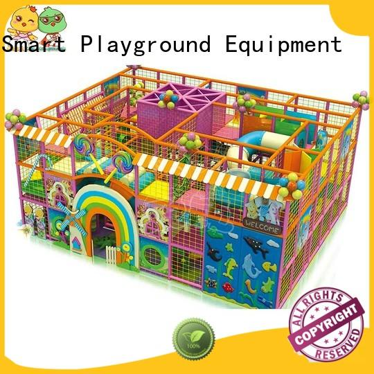 indoor customized equipment high-quality best indoor playground Smart Kids Playgrounds Brand