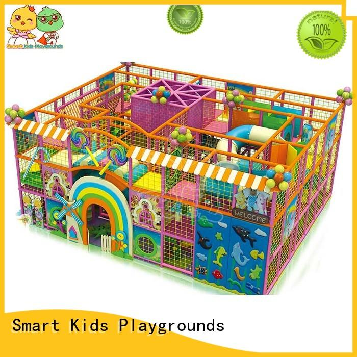Smart Kids Playgrounds skp1811201 indoor playground for sale supplier for indoor