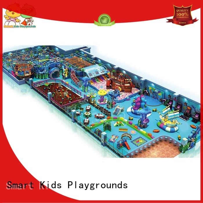 Smart Kids Playgrounds ocean themed playground wholesale for garden