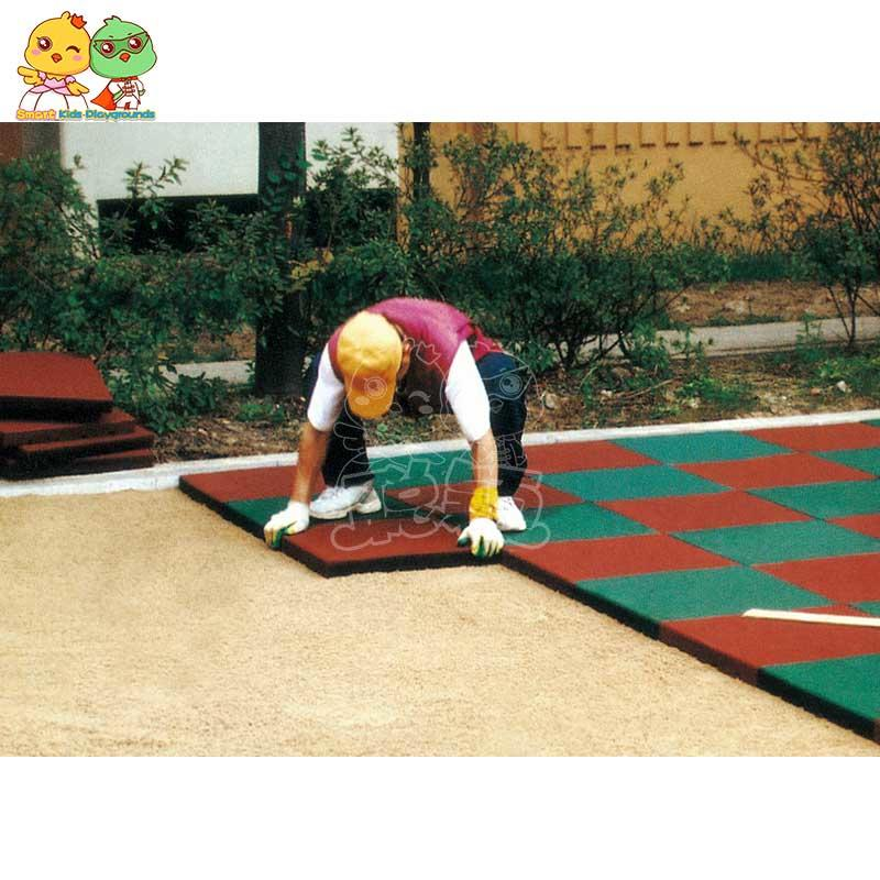 playground playground safety mats assembles for playground SKP-2