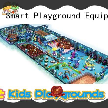 SKP professional ocean playground supplier for garden