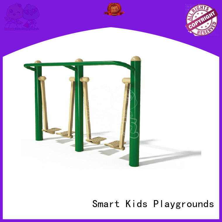 fun fit Smart Kids Playgrounds Brand kids fitness equipment factory