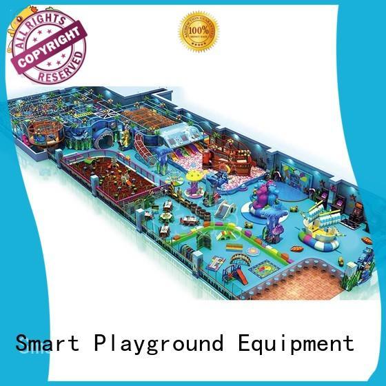 professional ocean playground naughty design for restaurant